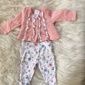 Laura Ashley 0-3 months outfit